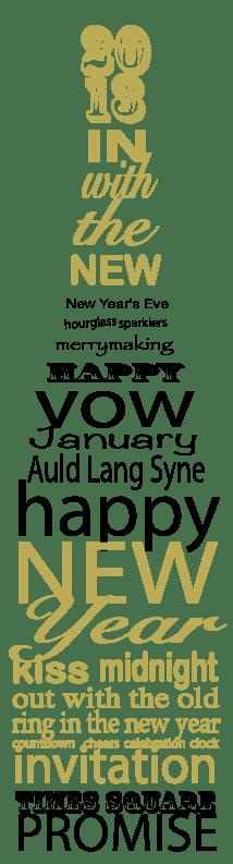 champagne, new year's eve, thepromise365.com, jamie eslinger