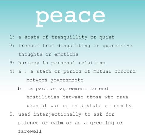 peace, jamie eslinger, thepromise365.com