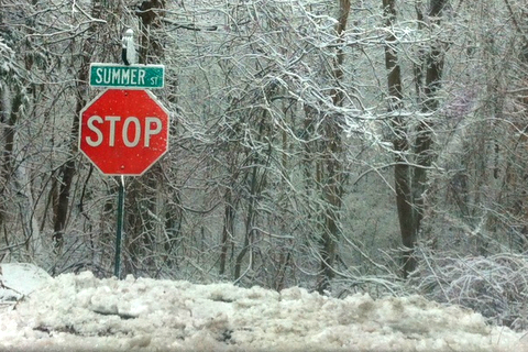 Summer Street, winter, thepromise365, jamie eslinger