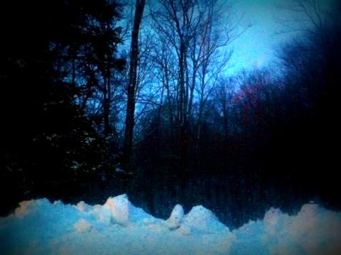 winter snow, thepromise365, jamie eslinger