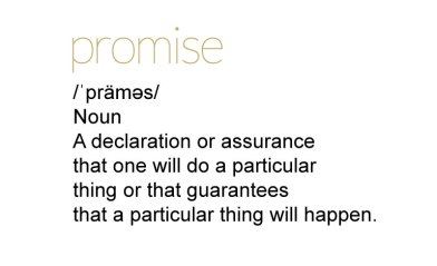 promise, the promise daily, the promise 365, jamie eslinger