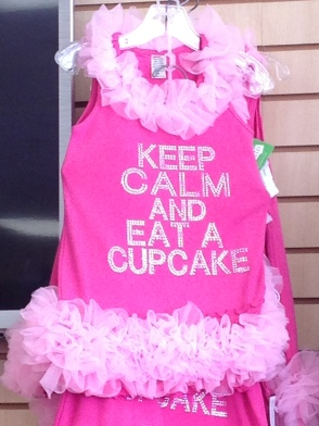 Keep Calm and Eat a Cupcake. thepromise365, jamie eslinger
