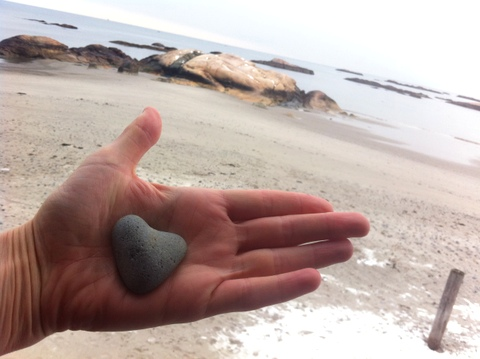 the heart in the palm of your hand, jamie eslinger, the promise 365, thepromisedaily.com