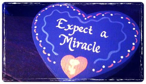 expect_a_miracle, jamieeslinger.com, the promise daily