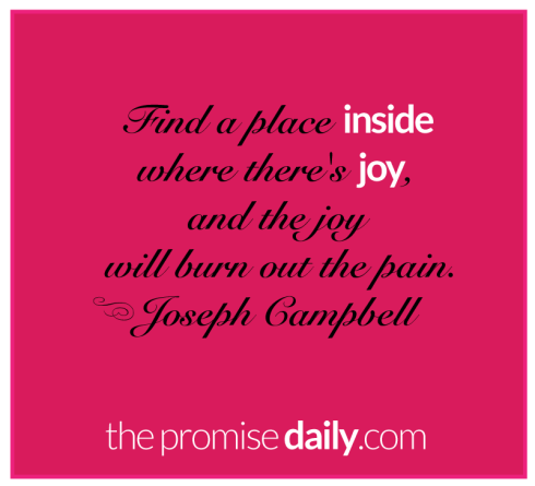 campbell-on-joy, the promise daily, jamie eslinger